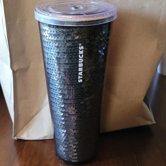 Starbucks sequin cup 24oz